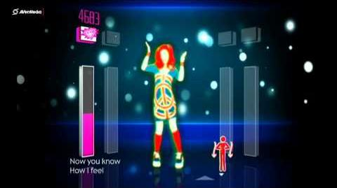 Just Dance 1 Wannabe, Spice Girls