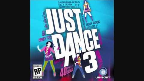 """Just Dance 3 """"Touch Me Want Me"""" by Sweat Invaders"""