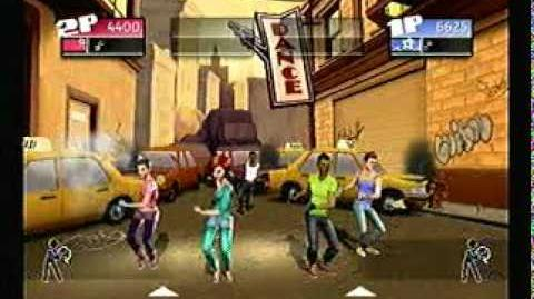 "Dance on Broadway - ""Fame"" - Wii Gameplay CHECK IT OUT!"