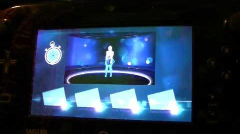 Just Dance 2015 - Maps - Party Master (Wii U Gamepad View)
