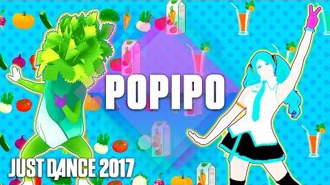 Just Dance 2017 PoPiPo by Hatsune Miku - Official Track Gameplay US