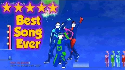 Just Dance 2015 - Best Song Ever - 5* Stars