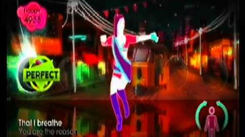 Just Dance 2 Extra Song - Jai Ho!