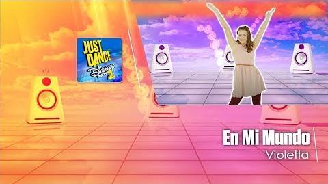 En Mi Mundo - Violetta Just Dance Disney Party 2