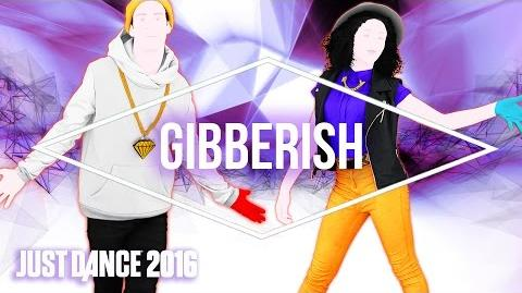 Just Dance 2016 - Gibberish by Max Schneider - Official US