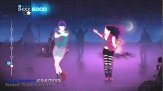 "Just Dance 4 ""Die Young"" 5 Stars"
