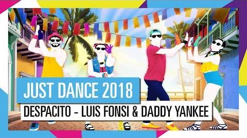 DESPACITO - LUIS FONSI & DADDY YANKEE JUST DANCE 2018 OFFICIAL HD