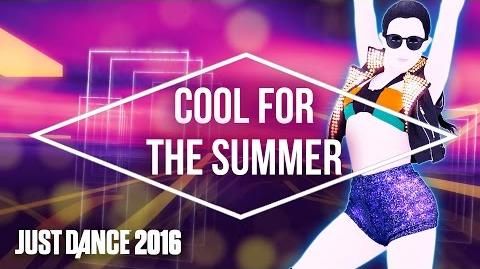 Just Dance 2016 - Cool for the Summer by Demi Lovato - Official US