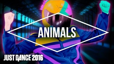 Just Dance 2016 – Animals by Martin Garrix - Official US