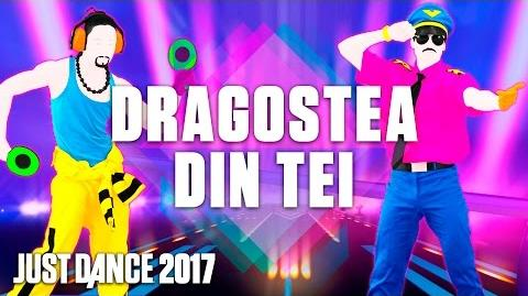 Just Dance 2017 Dragostea Din Tei by O-Zone- Official Track Gameplay US