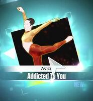 Addicted To You Menu 1
