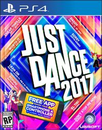 Just dance 2017 ps4 boxart