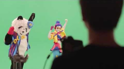 Just Dance Vitality School• Behind The Scenes