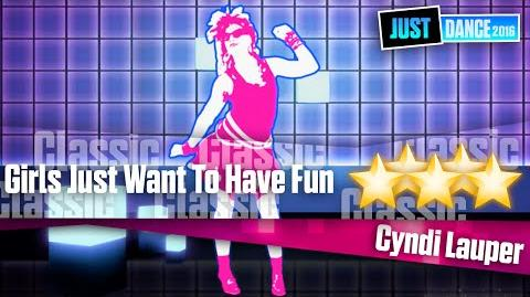 Girls Just Want To Have Fun - Cyndi Lauper Just Dance Unlimited-0