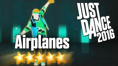 Just Dance 2016 - Airplanes - 5 stars