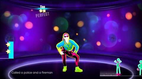 Uptown Funk - Party Master Just Dance 2016