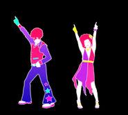 Hotstuffdancers