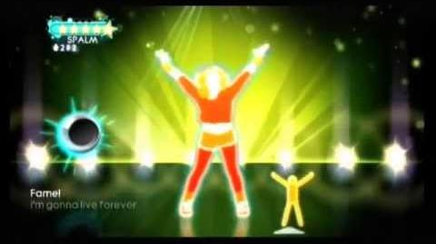 Just Dance 3 Fame 5 Stars