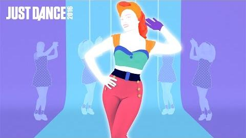 Meghan Trainor - All About That Bass Just Dance 2016 E3 Gameplay preview
