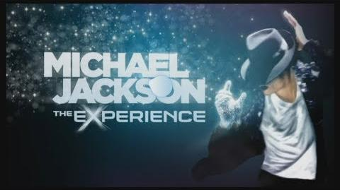 Michael Jackson The Experience Intro and Credits