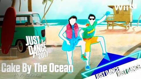 Just Dance 2017 - Cake By The Ocean Alternativa