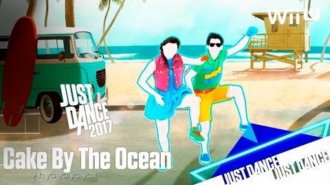Just Dance 2017 - Cake By The Ocean Alternativa