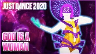 Just Dance 2020 God is a Woman by Ariana Grande Official Track Gameplay US
