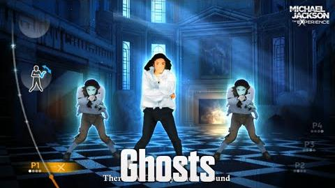Michael Jackson The Experience - Ghosts