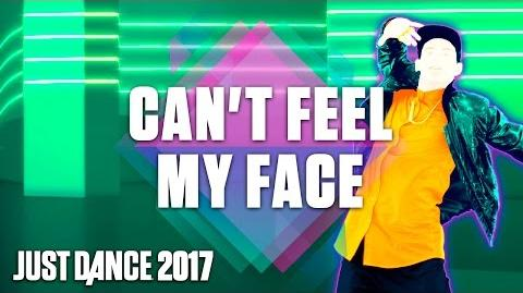 Just Dance 2017 Can't Feel My Face by The Weeknd- Official Track Gameplay US