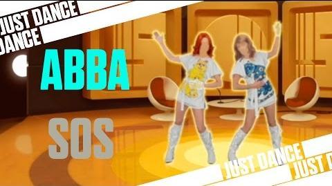 SOS - ABBA ABBA You Can Dance