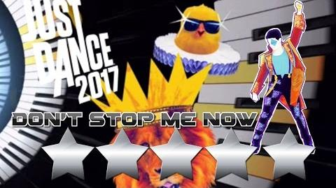 Just Dance 2017 - Don't Stop Me Now - 5 Stars - SUPERSTAR!!