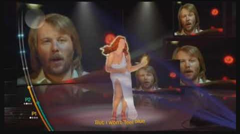 Abba You Can Dance Super Trouper 2 Players 5 stars Wii on wii u