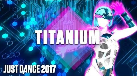Just Dance 2017 Titanium by David Guetta Ft