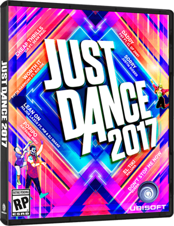 Just Dance 2017 Wiki Just Dance Fandom Powered By Wikia