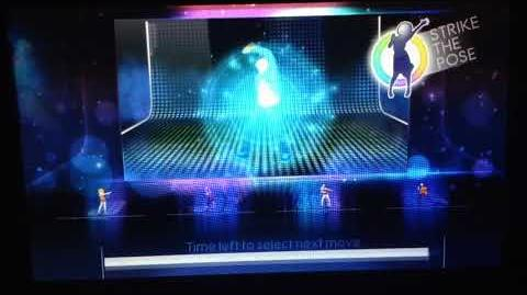 Just Dance 4 - Rock N' Roll (Will Take You To The Mountain) Puppet Master Mode (Gamepad View)