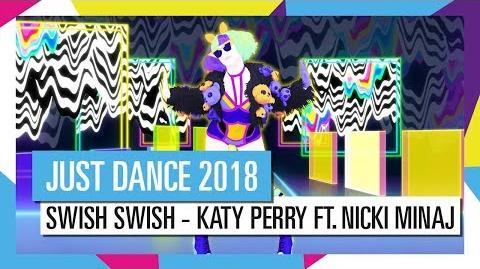 SWISH SWISH - KATY PERRY FT