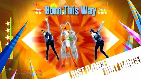 Just Dance 2016 - Born This Way Mash-Up Autodance