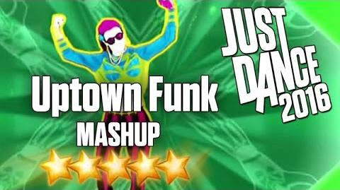 Just Dance 2016 - Uptown Funk (MASHUP) - 5 stars