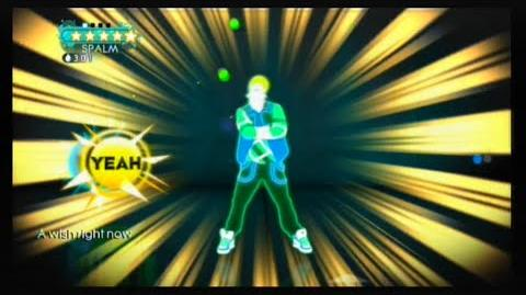 Just Dance 3 Airplanes 5 Stars