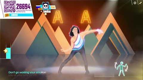 Just Dance Now Lay all Your Love on Me 5 stars