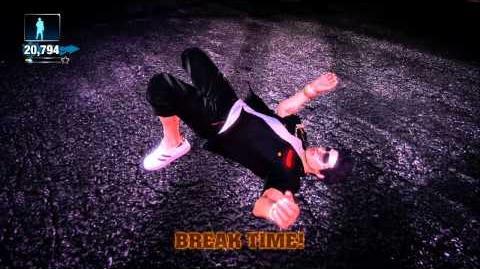 The Hip Hop Dance Experience - It's Tricky - Run-DMC - Go Hard