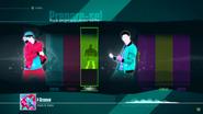 Groovecharacterselection