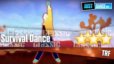 Survival Dance - TRF Just Dance Wii