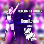 Cool for the Summer JD2016