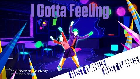 Just Dance 2016 - I Gotta Feeling Alternate