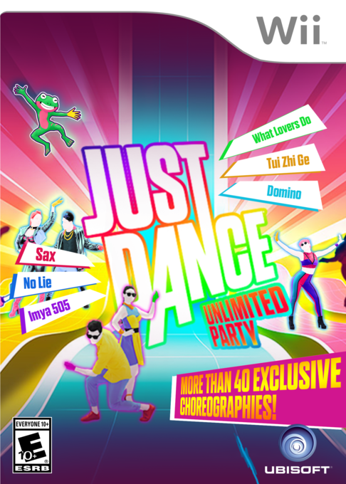 Just Dance Unlimited Party | Just Dance Unlimited Party Wiki