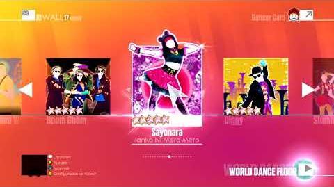 Just Dance 2018 - Full Menu w Alternates - Old Gen Version XBOX 360 Gameplay