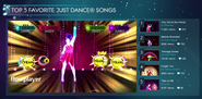 JustDancePlanetSongs