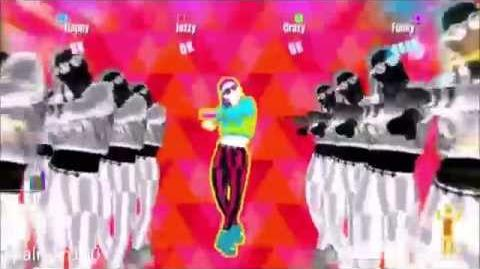 Just Dance Gold Move Soundeffect