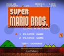 Just Mario/Gallery